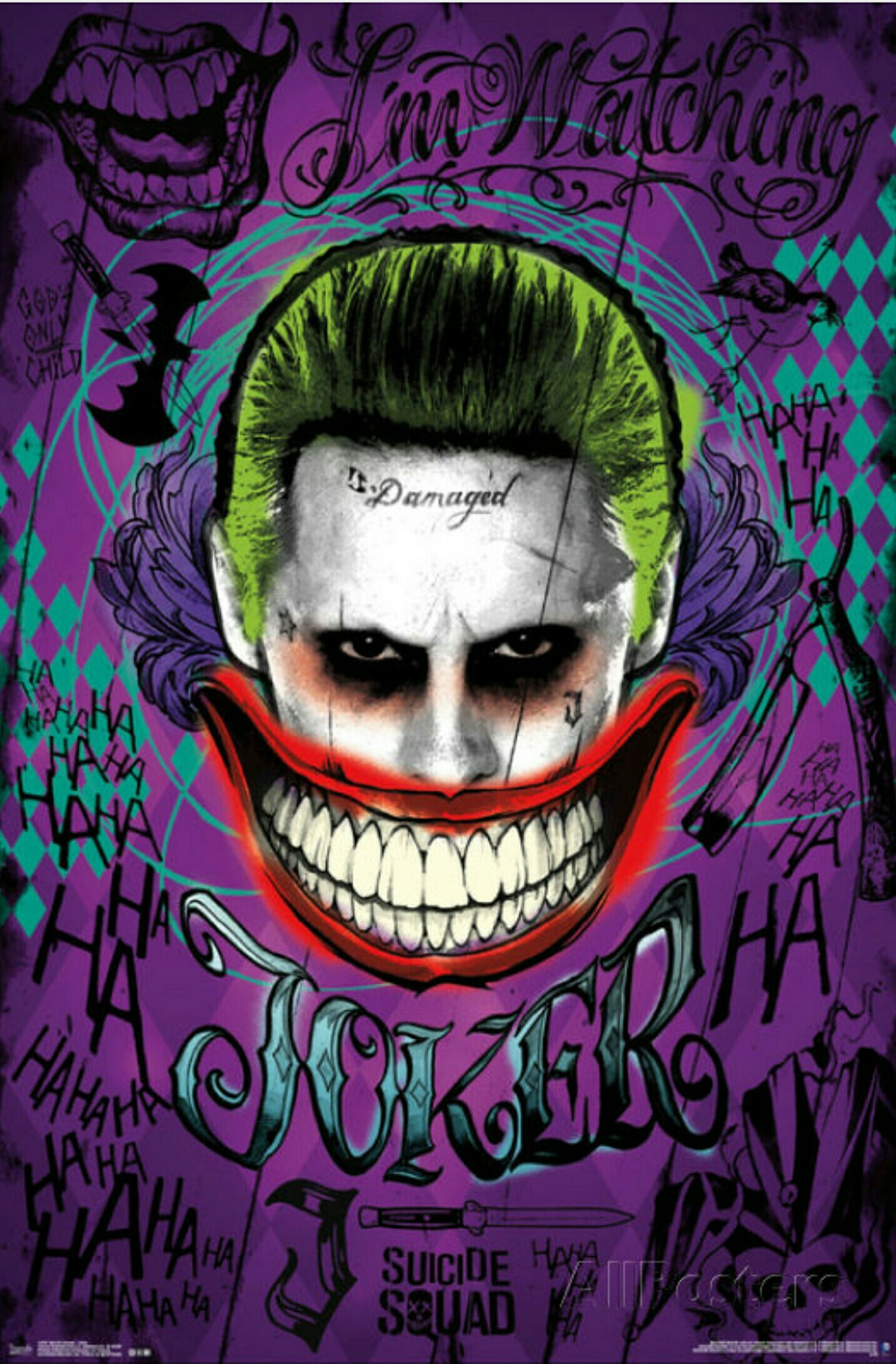 Joker Wallpaper Suicide Squad Posted By Ryan Anderson