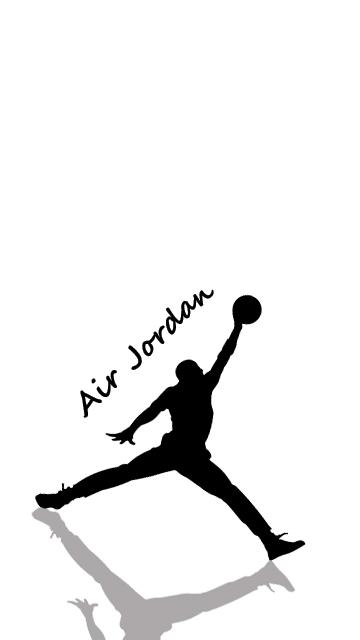 Jordan Logo Wallpaper For Iphone Posted By John Anderson
