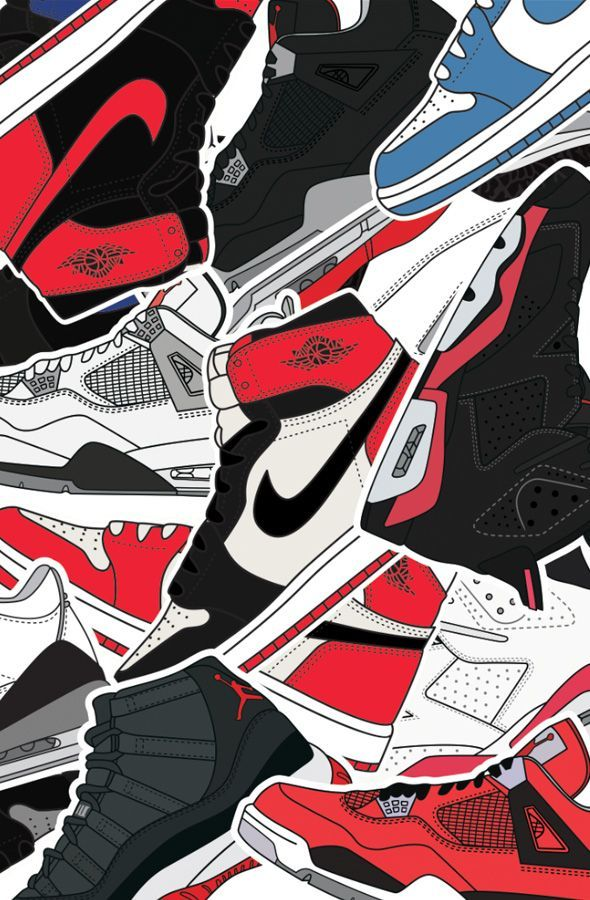 Jordan Shoes Wallpaper Iphone Posted By Christopher Tremblay