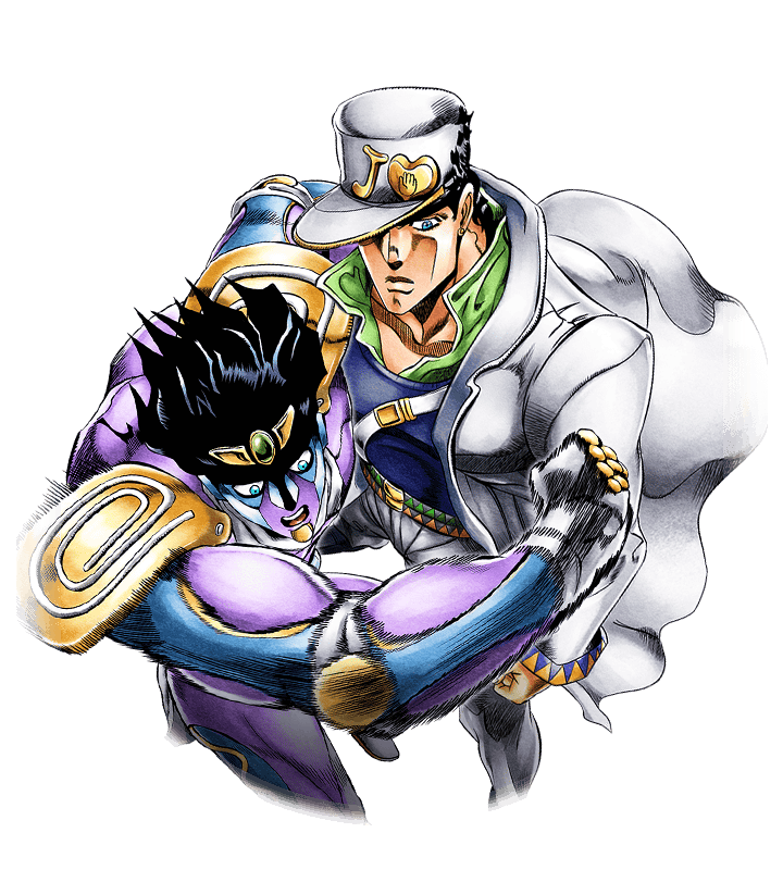 Jotaro Kujo Background Posted By Michelle Simpson