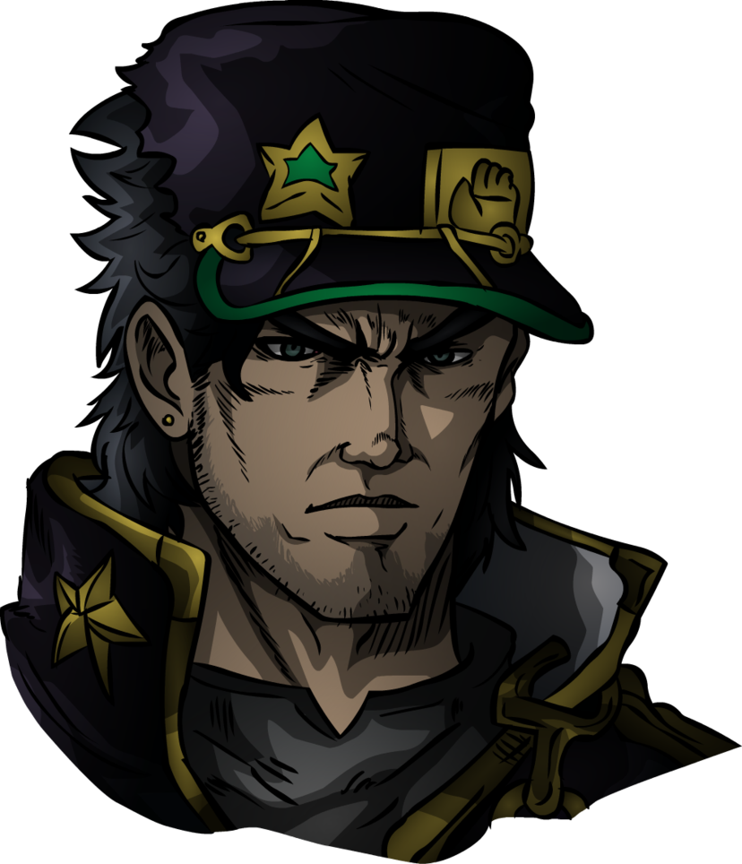 Jotaro Picture Posted By Samantha Johnson