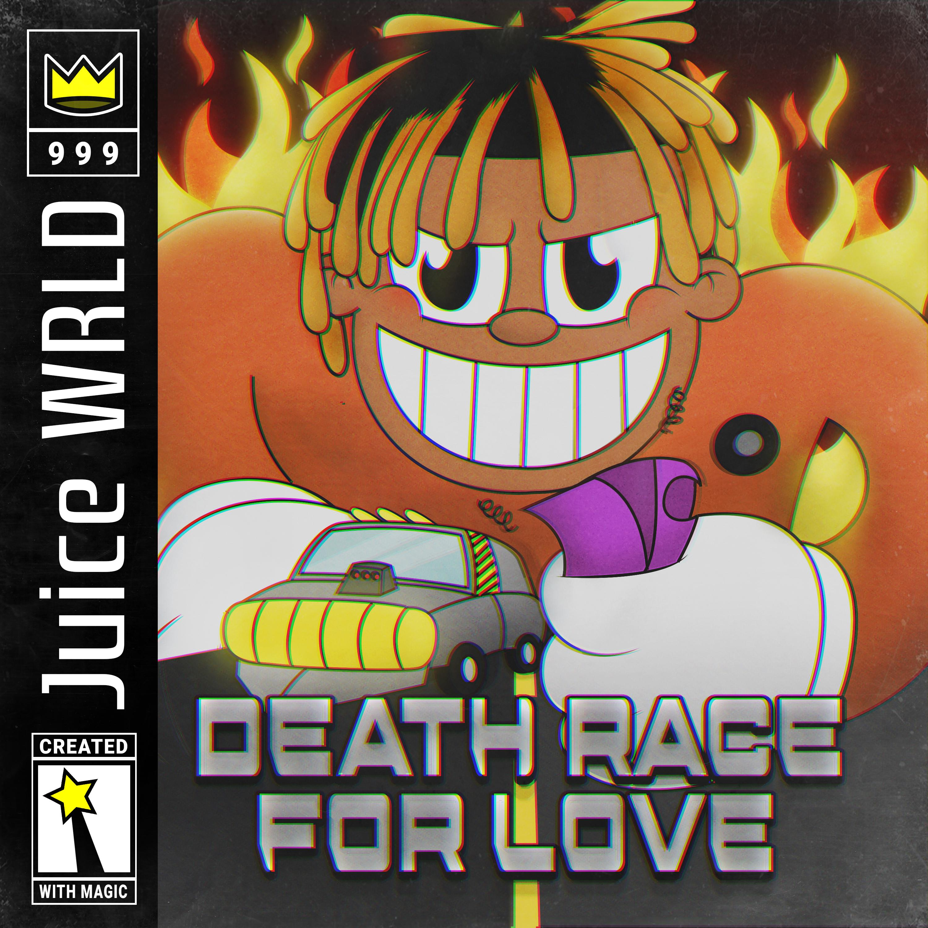 Juice Wrld Death Race For Love Wallpapers Posted By Zoey Anderson