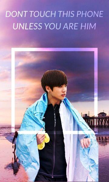 BTS Jeon Jungkook aesthetic iphone wallpaper in 2019
