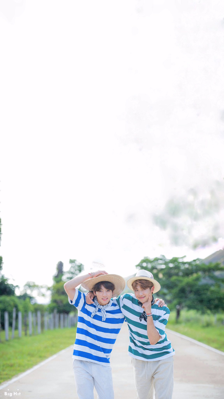 Jungkook and Namjoon in 2019 Album bts Bts wallpaper Bts