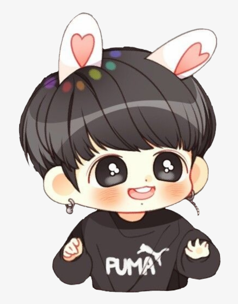 Free download Bts Jungkook Cute Chibi Btsjungkook