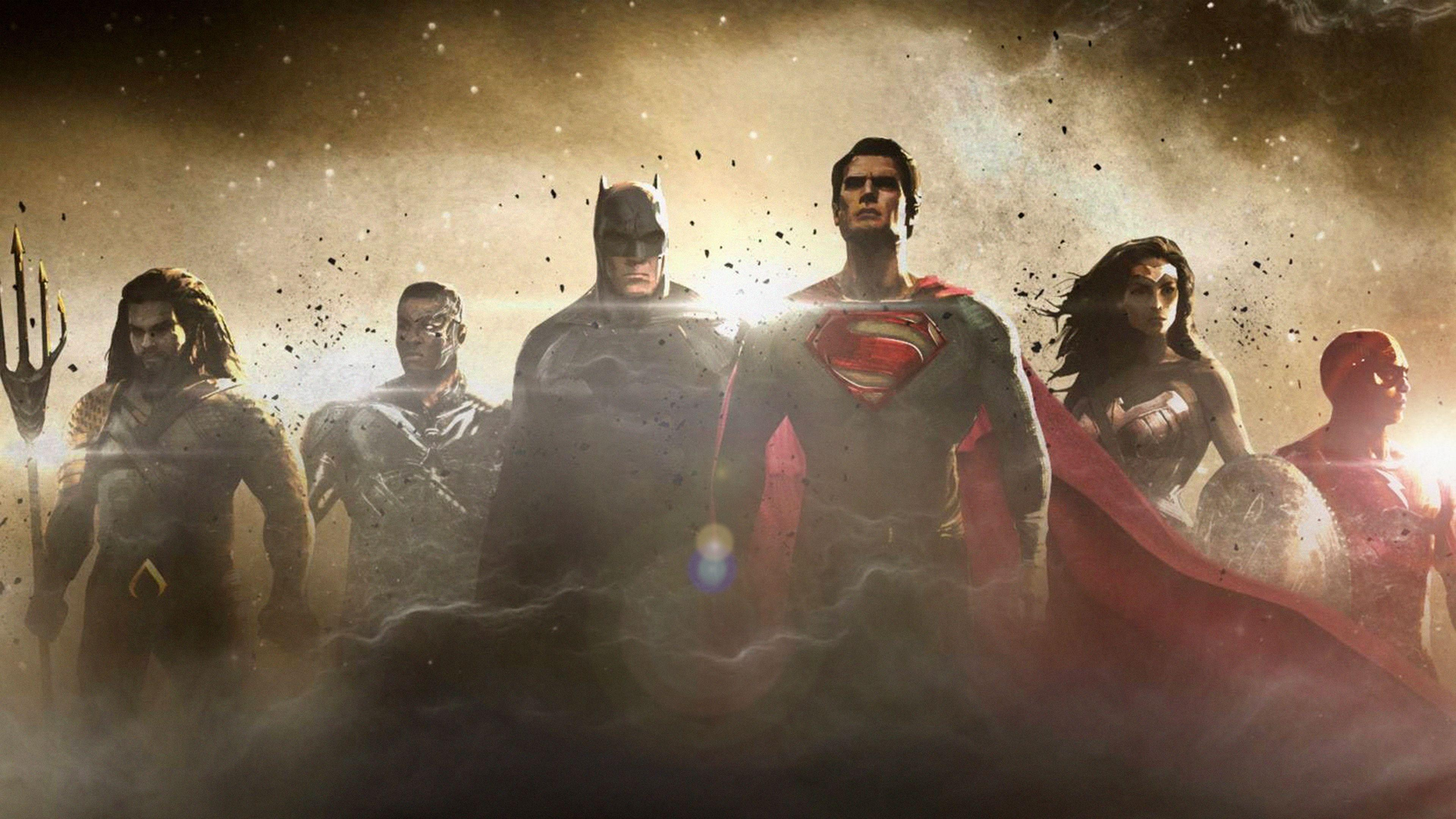 Justice League Wallpaper Hd Posted By Zoey Thompson