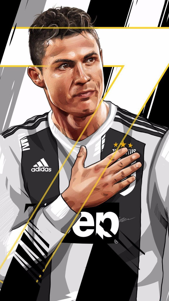 Juventus Ronaldo Wallpapers Posted By Zoey Tremblay