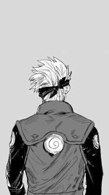 Kakashi Phone Wallpaper Posted By John Mercado
