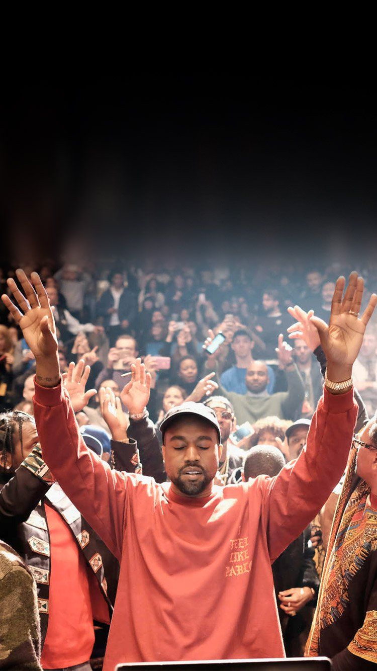 Kanye West Iphone Background Posted By Ryan Simpson