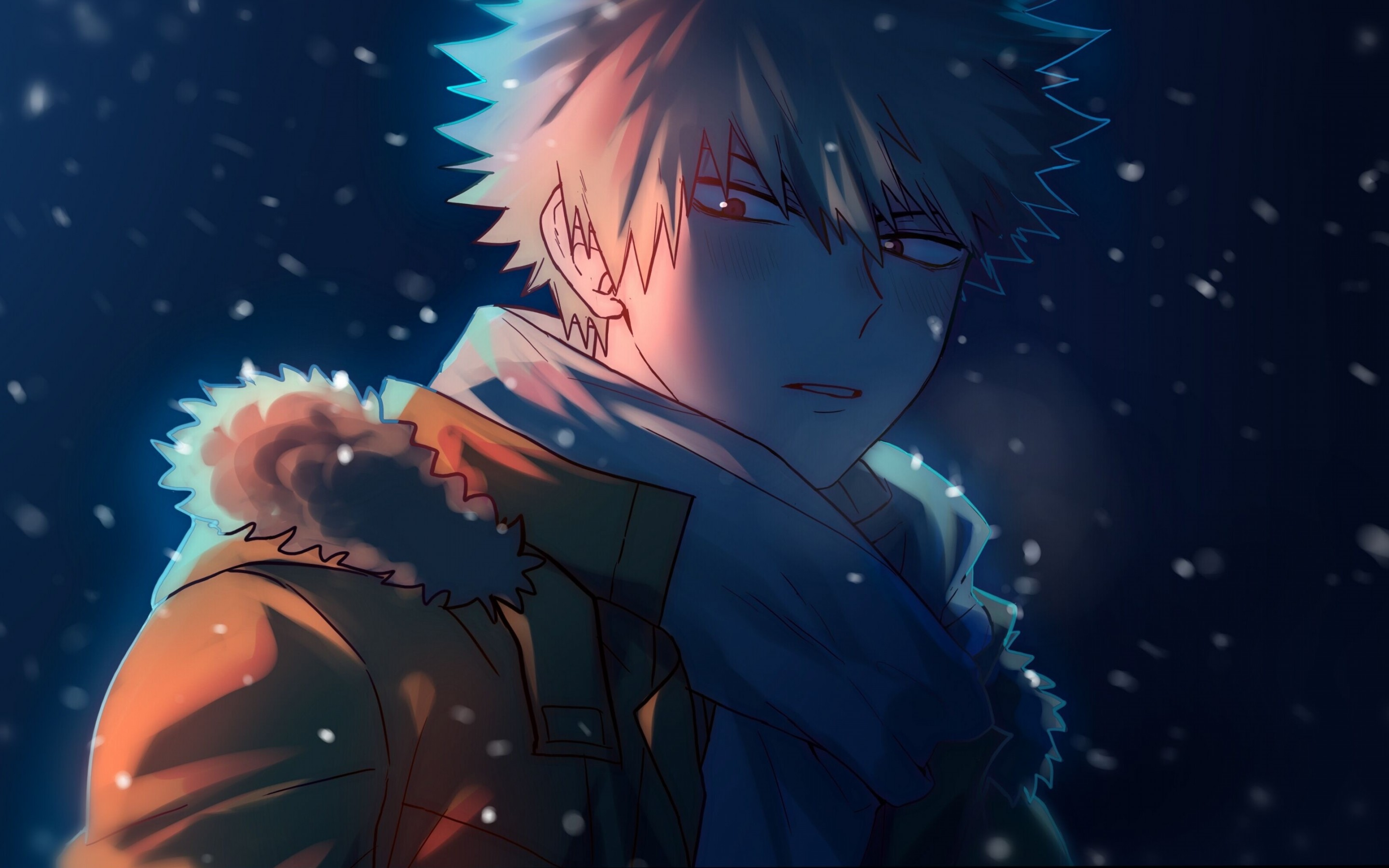Katsuki Bakugou Wallpaper Posted By Zoey Peltier