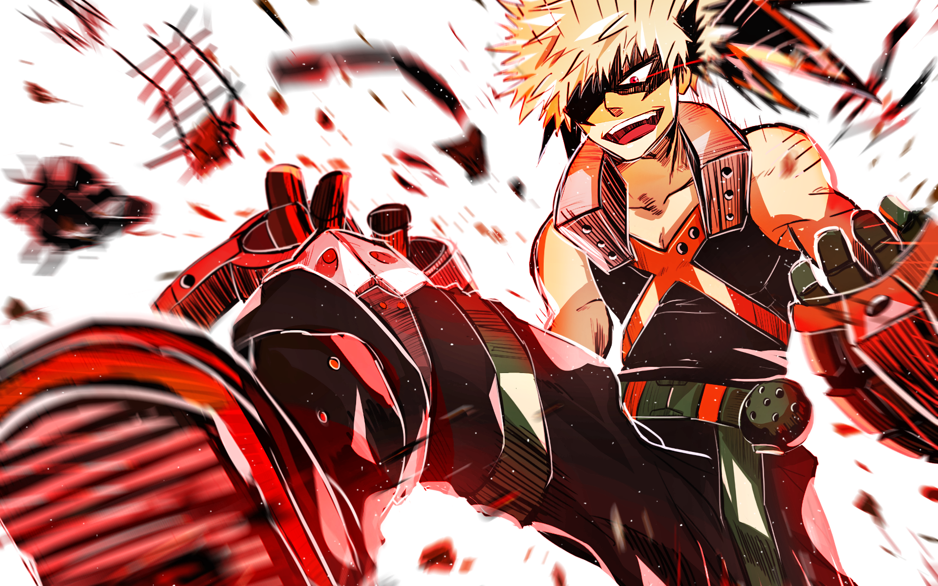 Katsuki Wallpaper Posted By Zoey Sellers