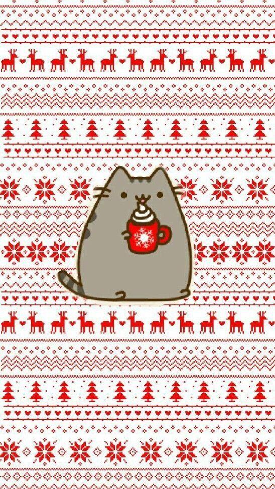 Blippo.com Kawaii Shop Cute christmas wallpaper