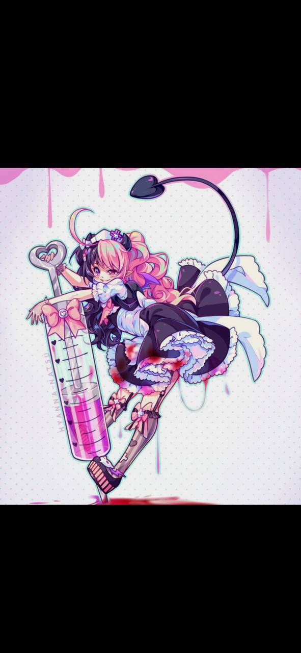 Kawaii Goth Wallpaper Posted By Ethan Sellers