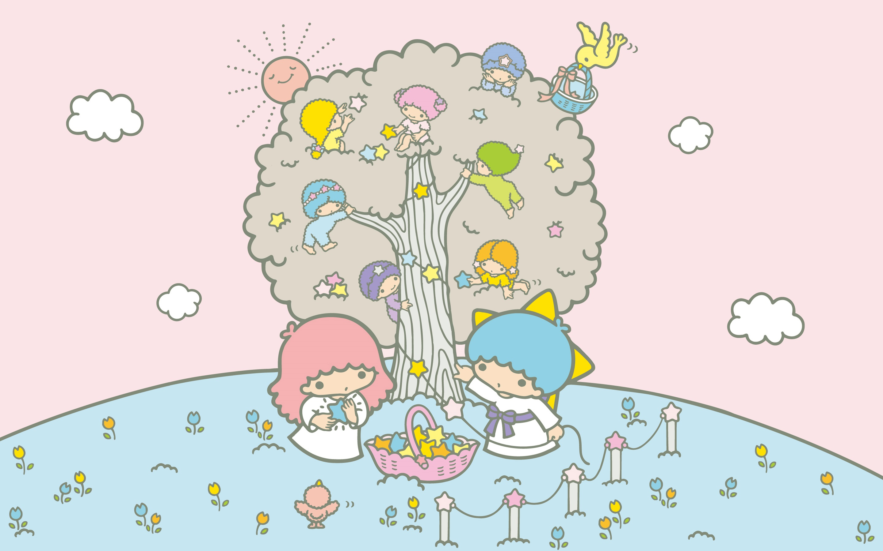 Kawaii Laptop Backgrounds Posted By John Simpson