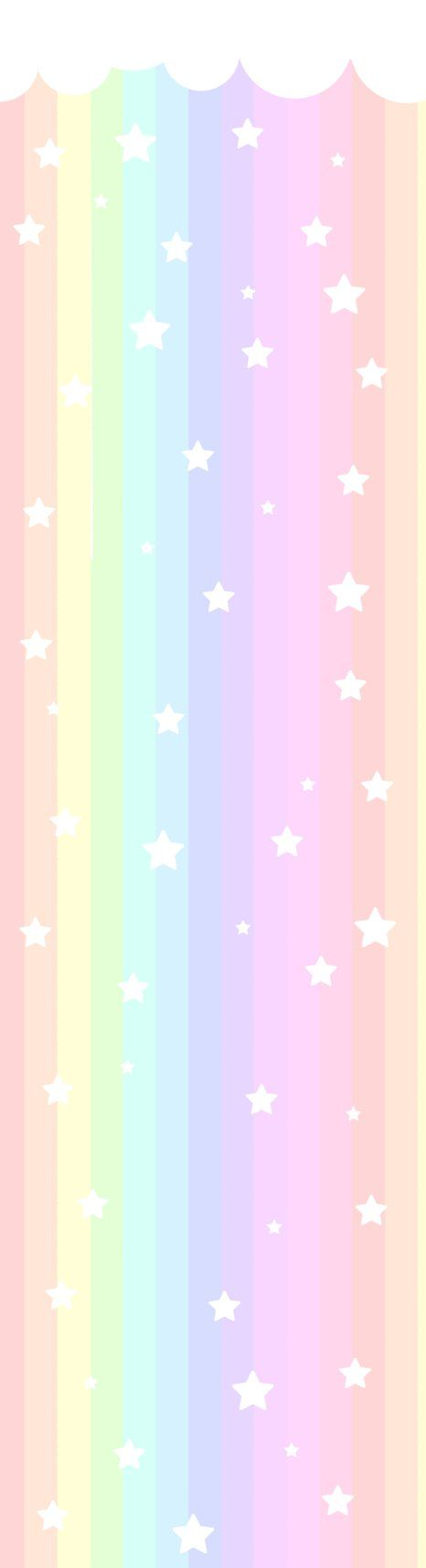 Kawaii Pastel Rainbow Wallpapers Posted By Ethan Cunningham