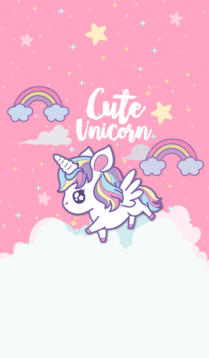 Kawaii Unicorn Wallpapers Posted By Ryan Walker