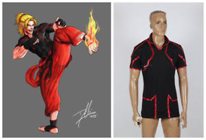 Ken Masters Street Fighter 5 Posted By Christopher Simpson