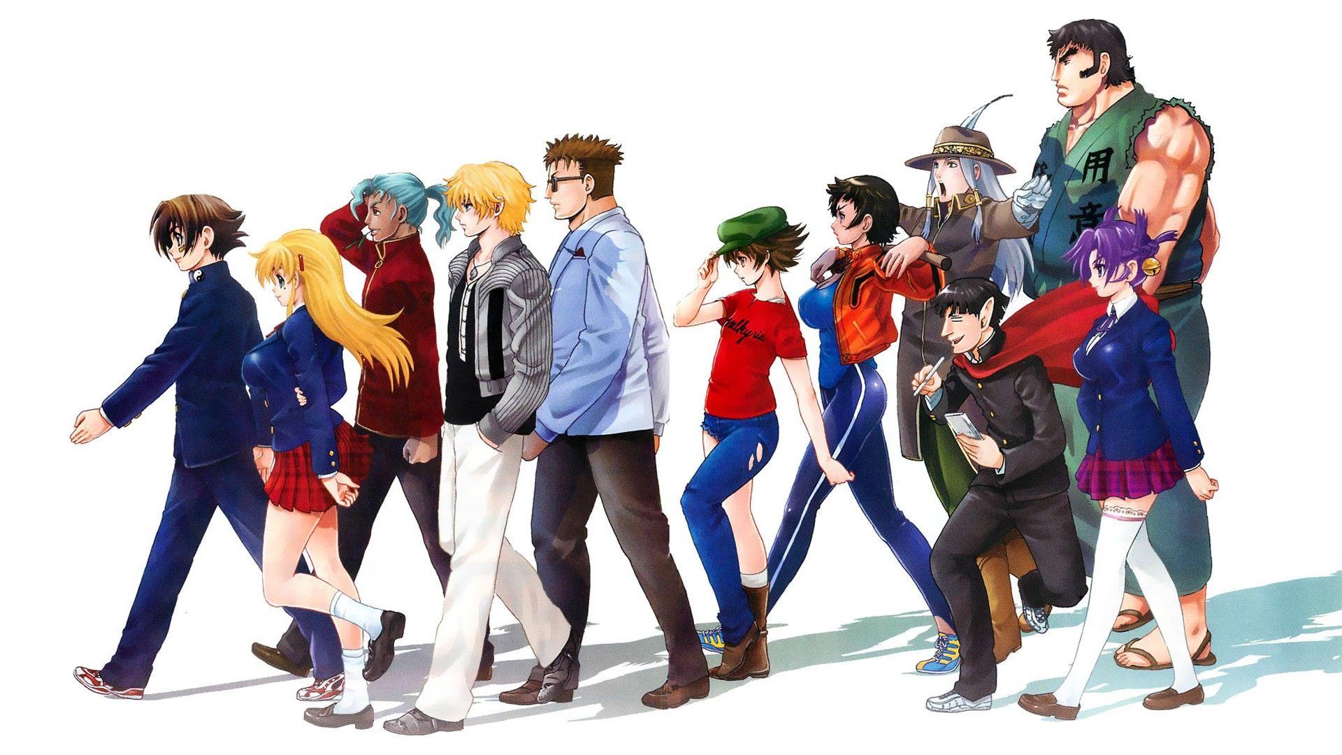 Kenichi Wallpaper Posted By Ethan Mercado