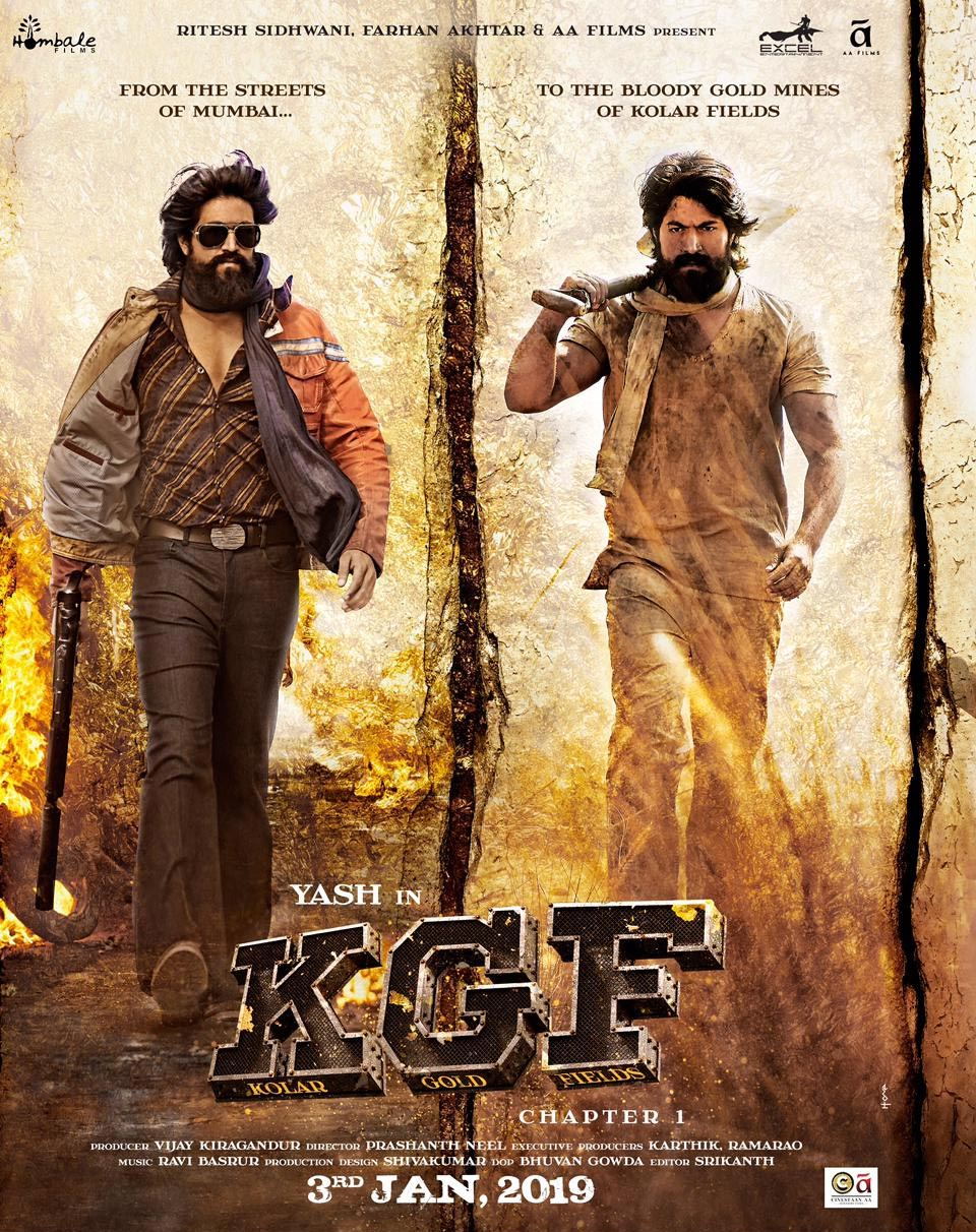 Kgf Chapter 1 Wallpapers Posted By Zoey Johnson