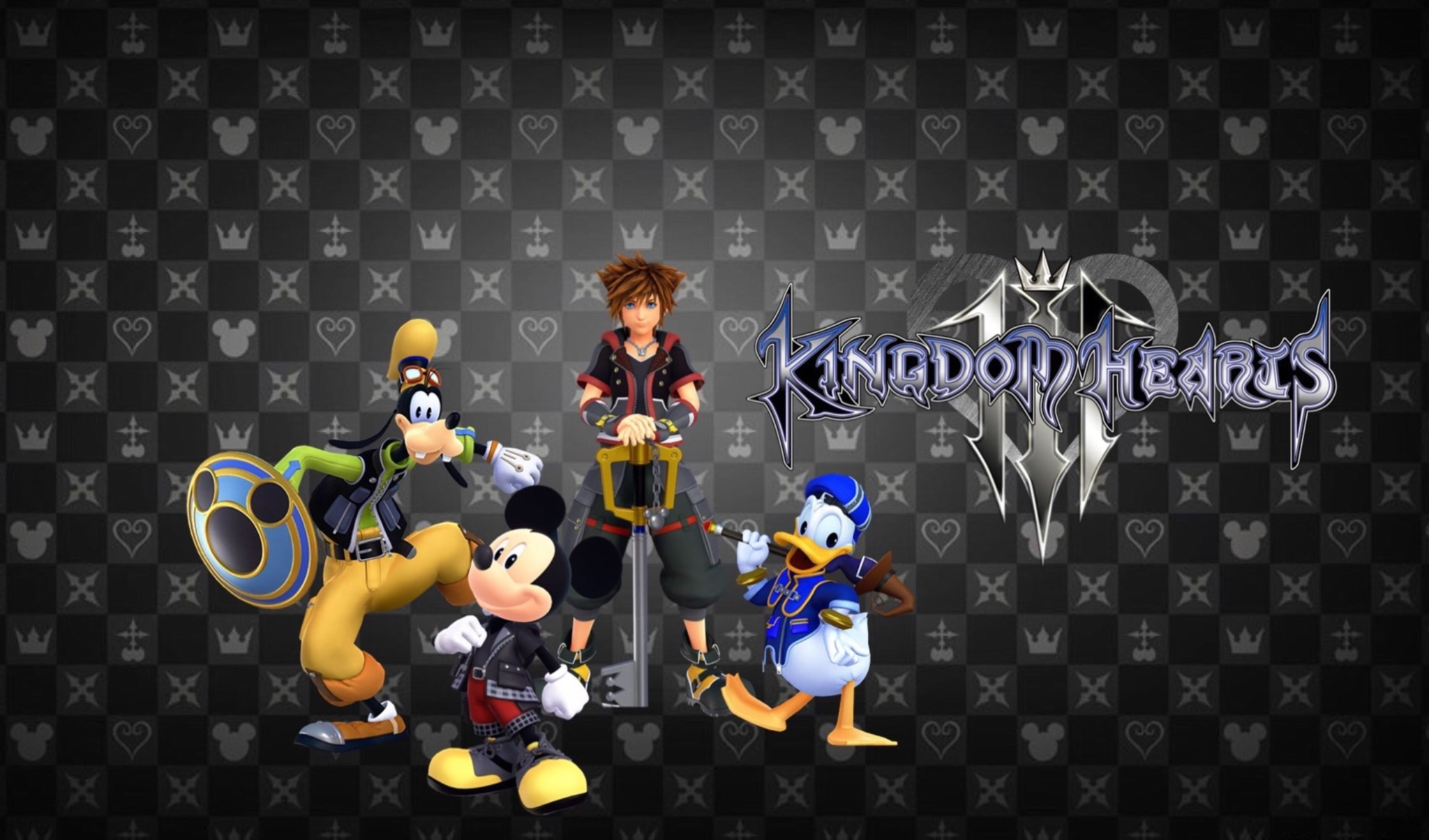 Kh3 Wallpaper Hd Posted By Ryan Thompson