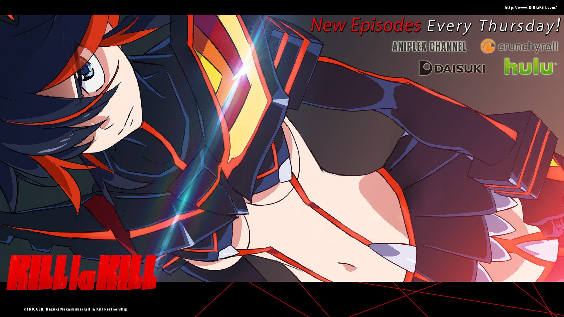 Kill La Kill Ryuko And Satsuki Wallpaper Posted By Zoey Johnson