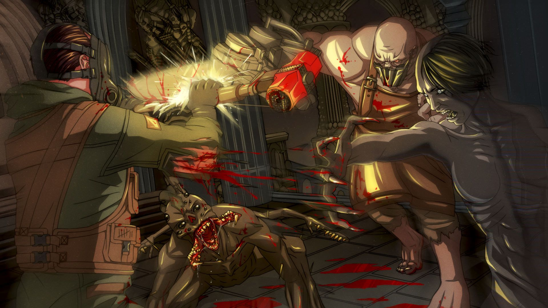 Killing Floor 2 Hd Wallpaper Posted By Zoey Thompson