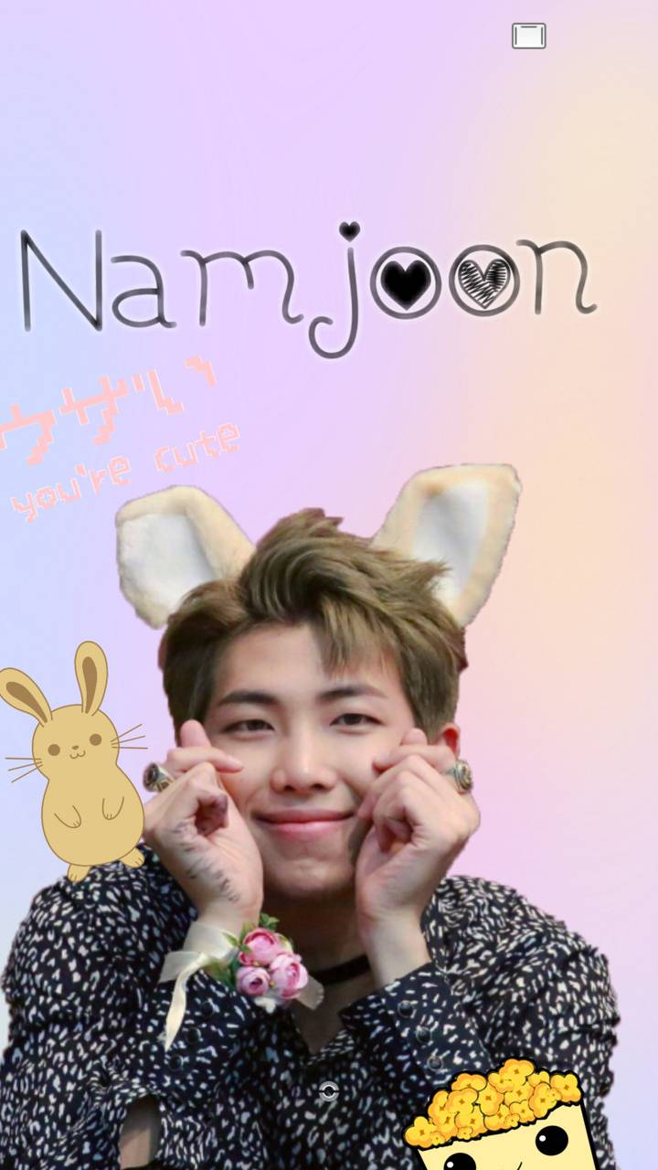 Kim Namjoon Wallpapers posted by Michelle Cunningham