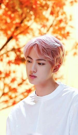 Seokjin Jin BTS Wallpaper 40936511 Fanpop