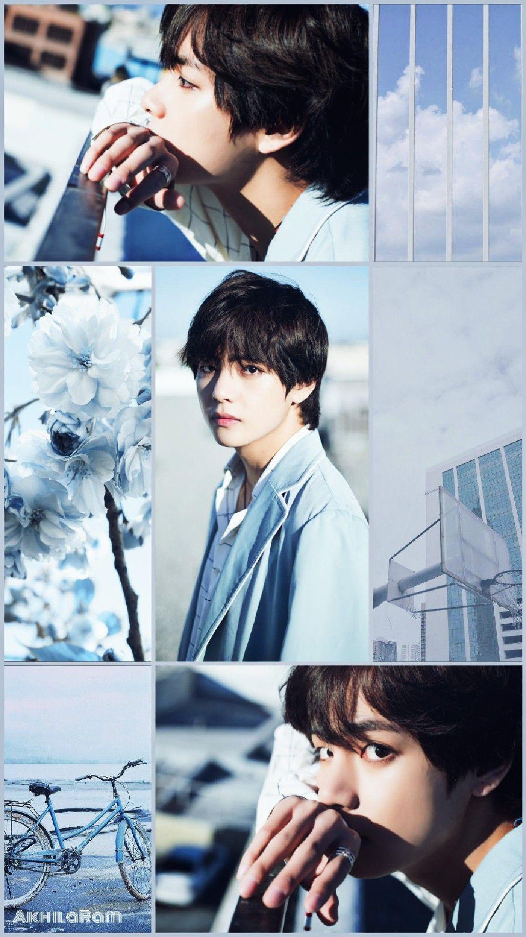 BTS Aesthetic Kim Taehyung V Wallpaper aoe DO NOT EDIT in
