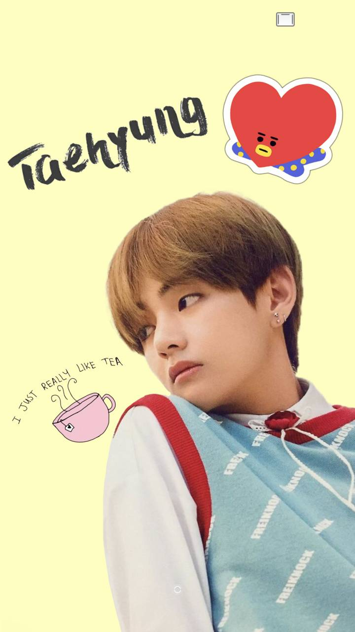 Kim Taehyung wallpaper by Yoongi Hearteu 3f Free on ZEDGEa