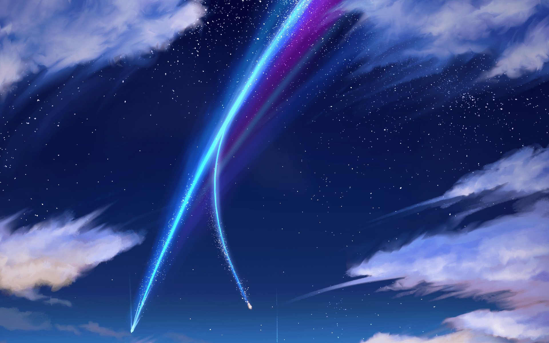 Kimi No Na Wa 4k Wallpaper Posted By Ethan Sellers