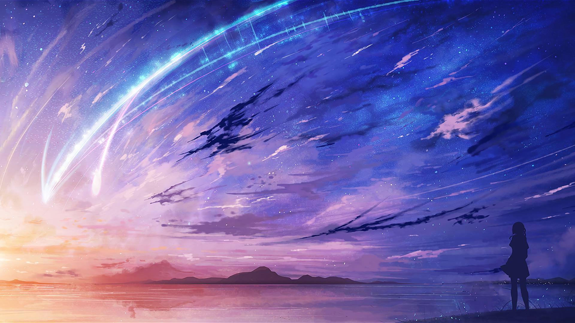 Kimi No Na Wa 4k Posted By Samantha Cunningham