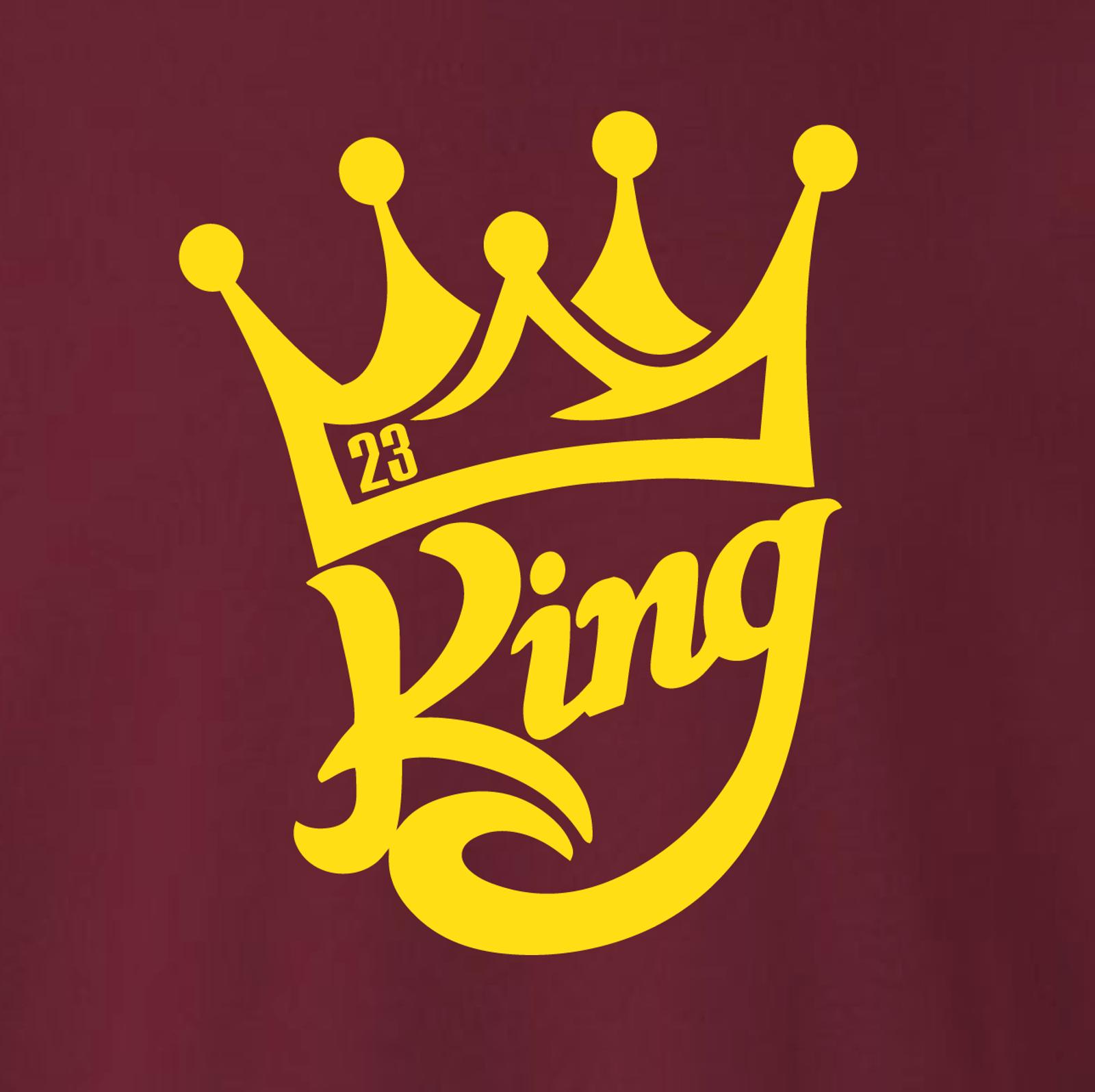 King Lebron James Logo Posted By Samantha Tremblay