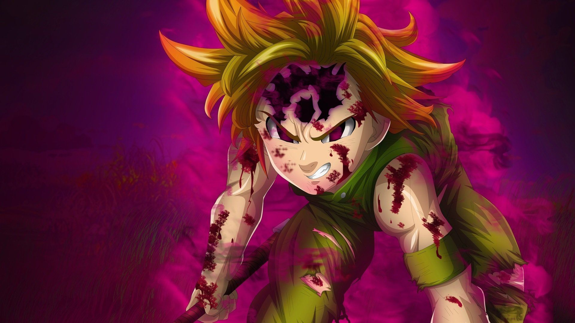 King Seven Deadly Sins Wallpapers Posted By Ethan Tremblay