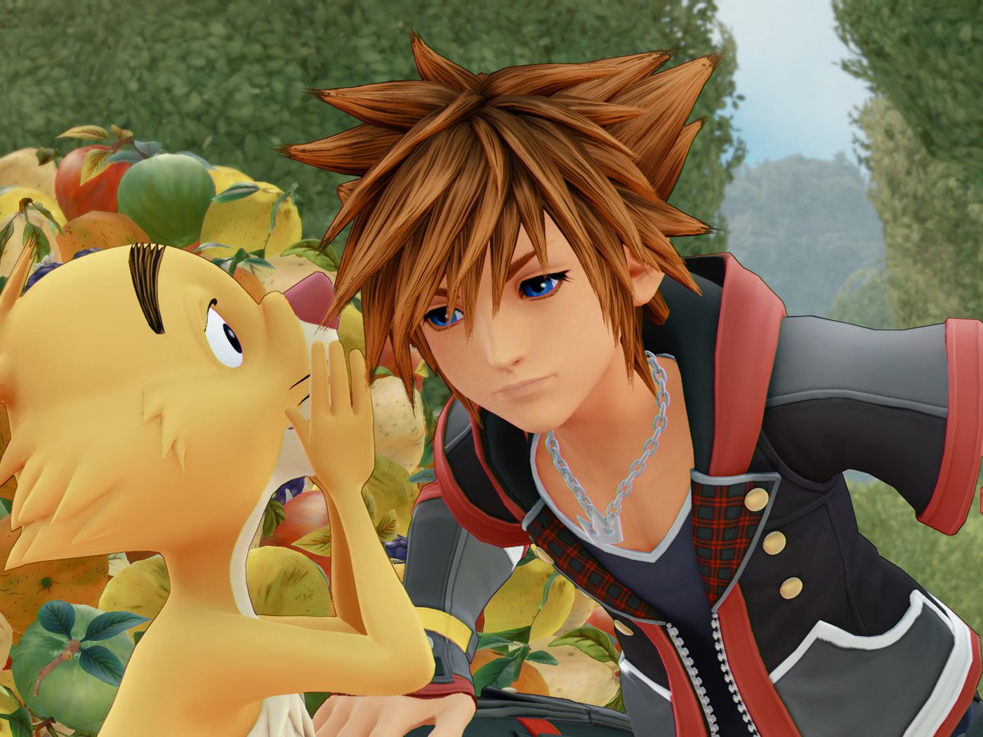 Kingdom Hearts 2 Final Mix Translation Posted By Christopher Thompson