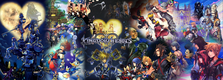 Kingdom Hearts 3 Box Art Wallpaper Posted By Sarah Peltier