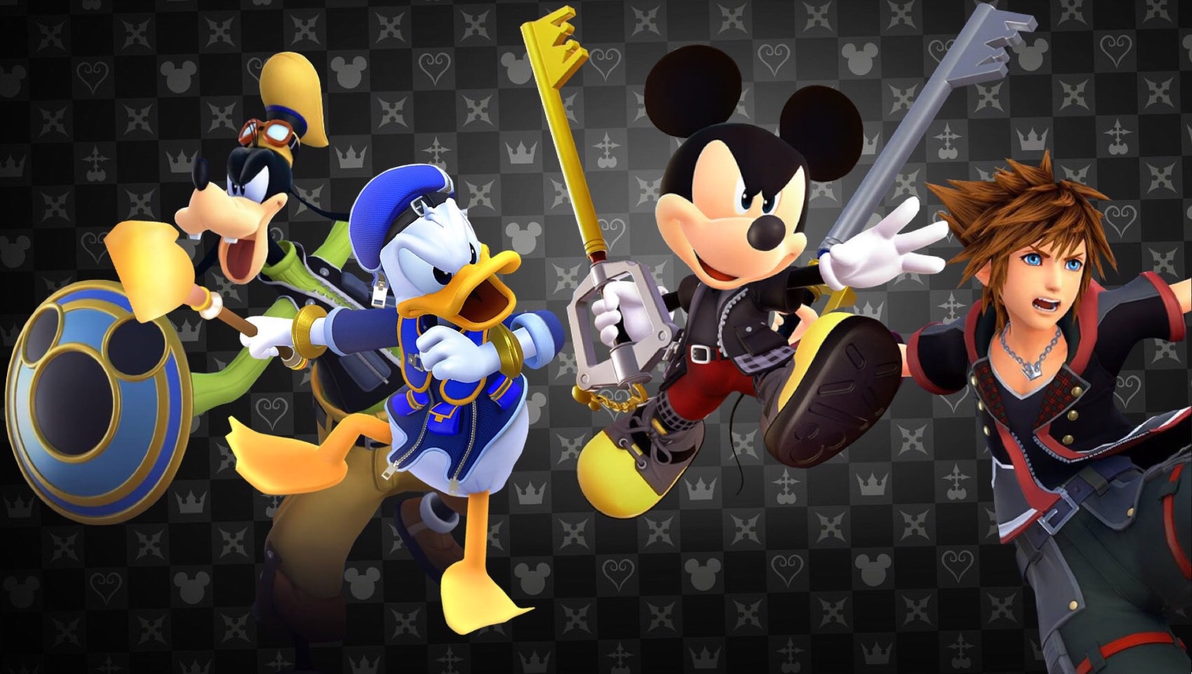 Kingdom Hearts Iii Wallpapers Posted By Sarah Anderson