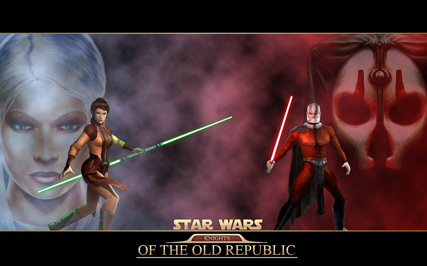 Knights Of The Old Republic 1080p
