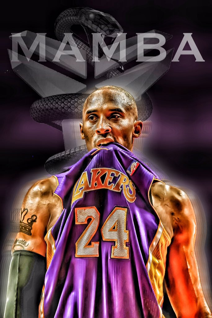 Kobe Bryant Black Mamba Wallpaper Posted By Ryan Peltier