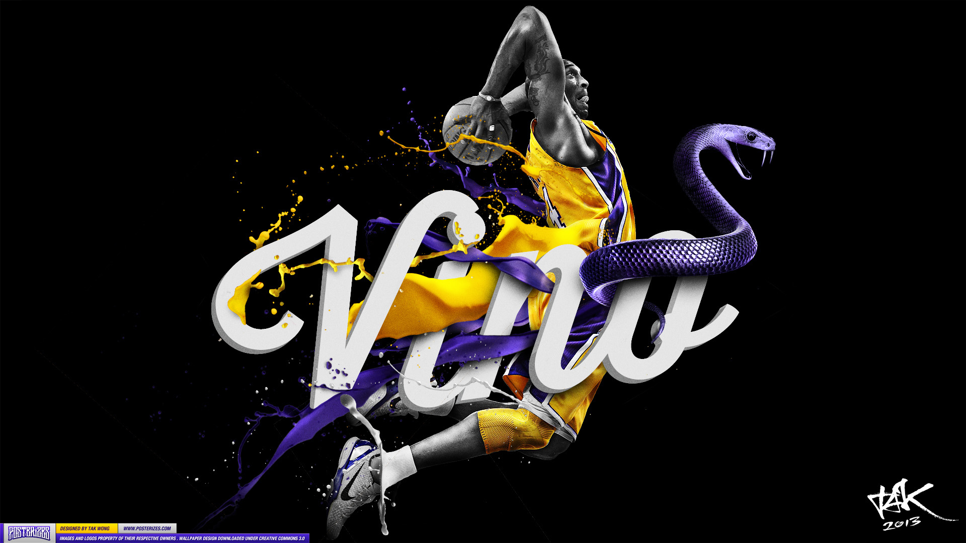 Kobe Dunk Wallpaper Posted By Ethan Anderson