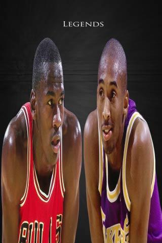 Kobe Jordan Wallpaper Posted By Ethan Peltier