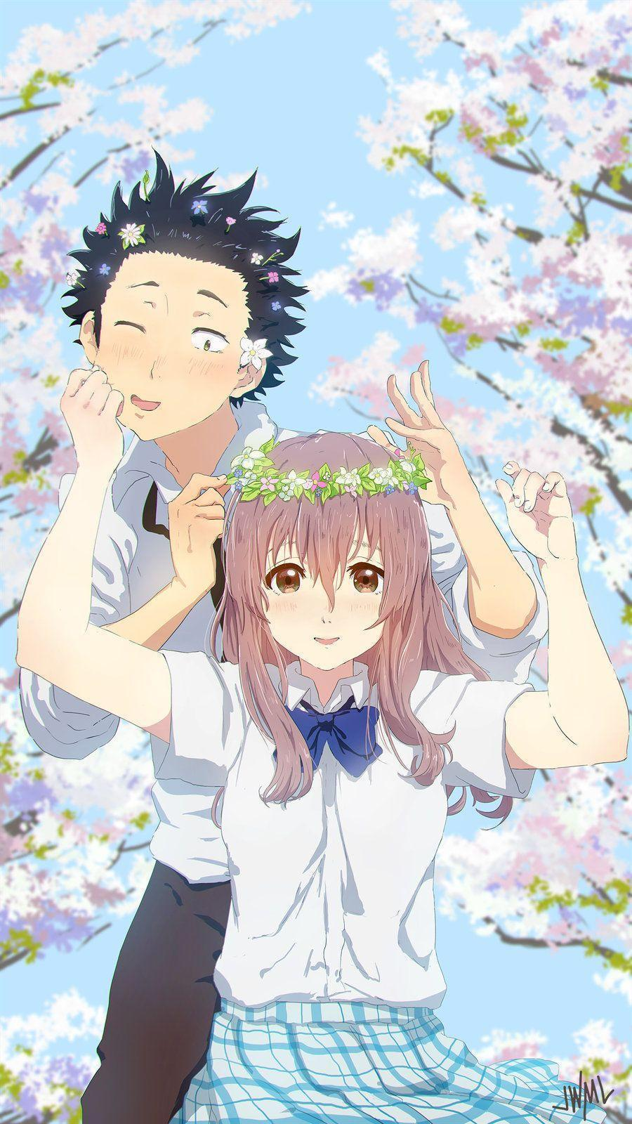 Koe No Katachi Wallpaper Hd Posted By Ethan Cunningham