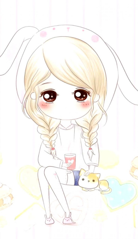 Korean Anime Girl Posted By Michelle Anderson