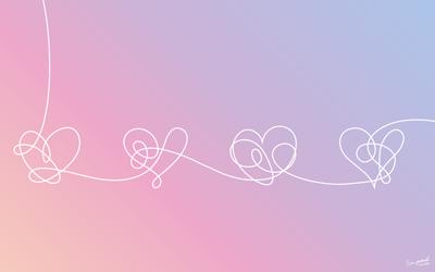 BTS Love Yourself Answer Desktop Wallpaper in 2019 Bts
