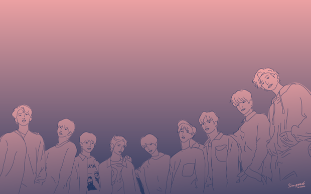 Kpop Laptop Wallpaper Posted By Samantha Cunningham