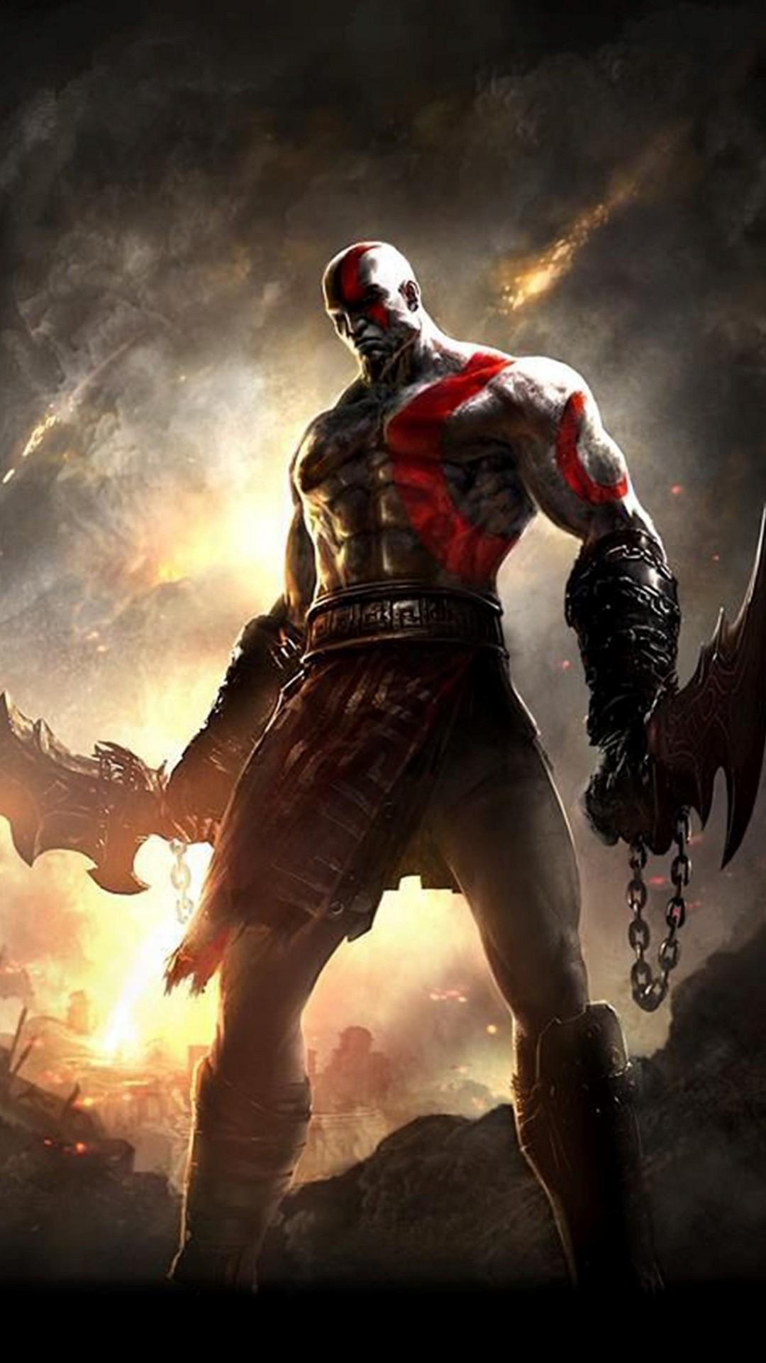 Kratos Wallpaper Posted By Sarah Peltier