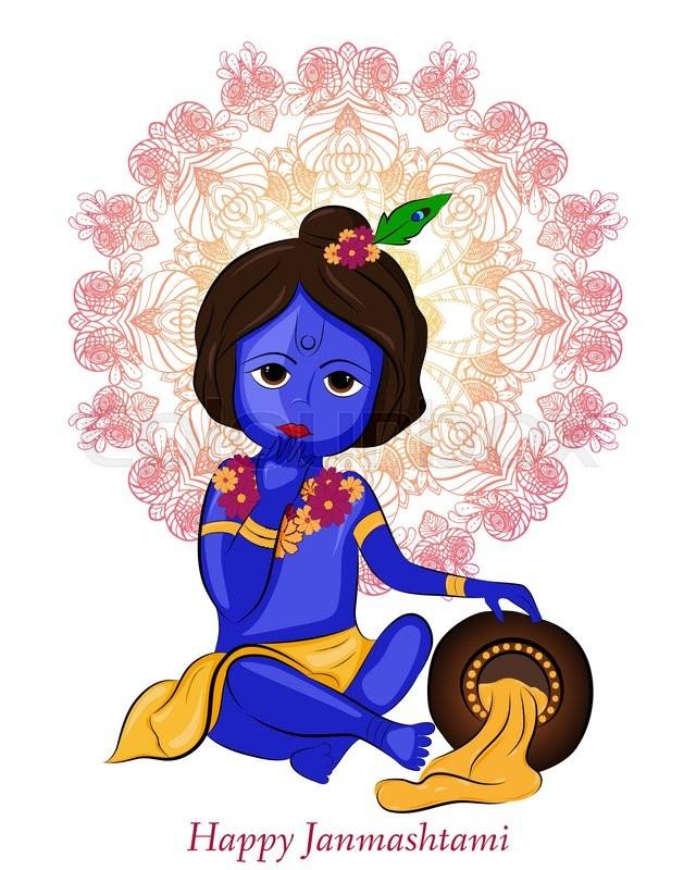 Krishna Cartoon Posted By Ethan Cunningham