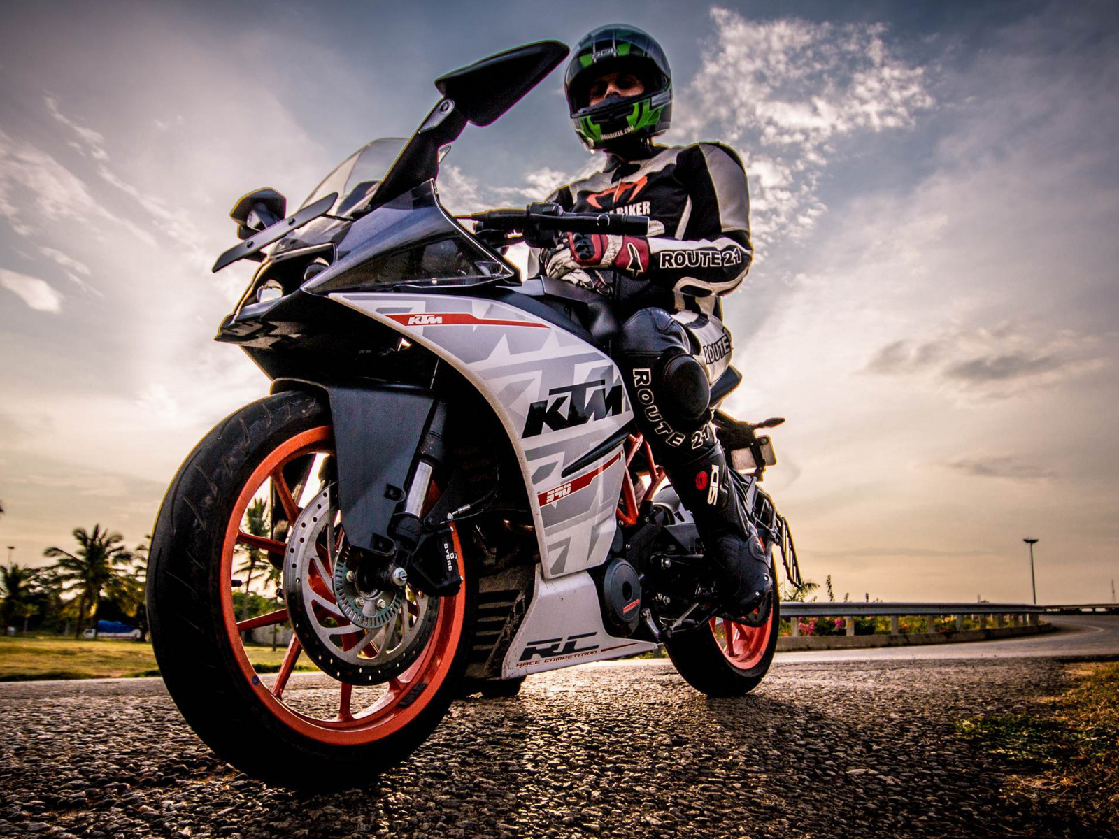Ktm Rc 390 Wallpaper Posted By Samantha Johnson