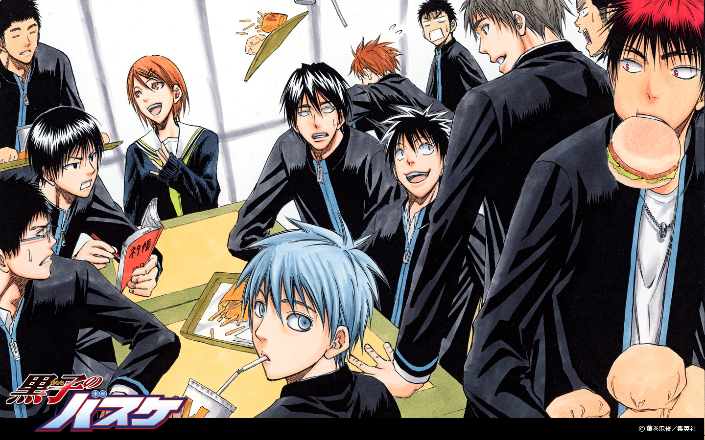Kuroko No Basket Wallpaper Hd Posted By Samantha Walker