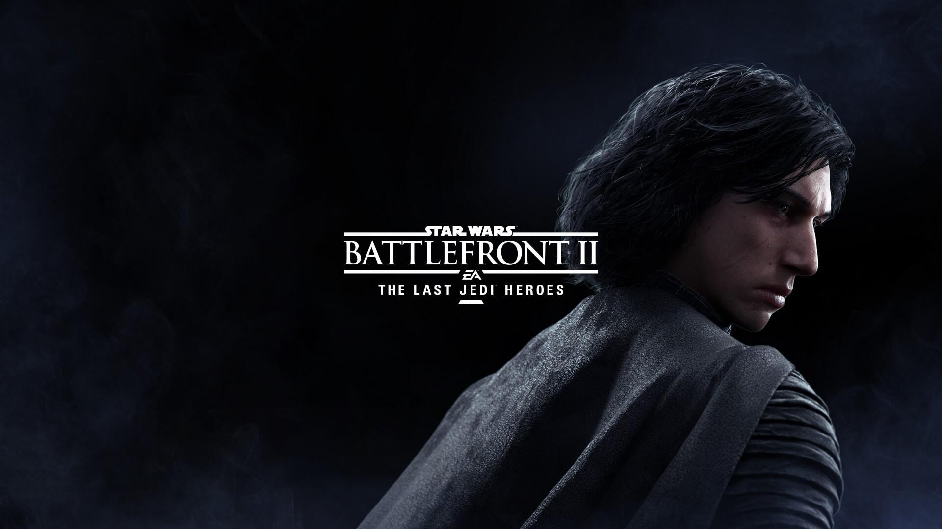 Kylo Ren The Last Jedi Wallpaper